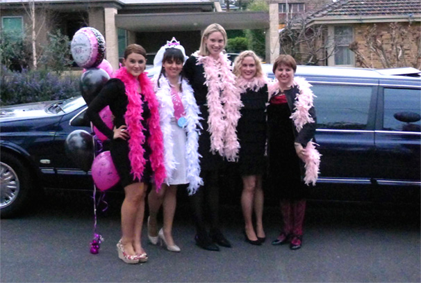 A great hens night to remember!!